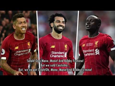 Liverpool FC Player Songs And Chants With Lyrics