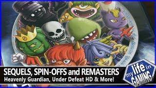 Sequels, Spin-Offs and Remasters - Heavenly Guardian, Under Defeat HD & More / MY LIFE IN GAMING