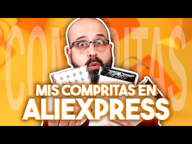 🛍️ MIS COMPRITAS EN ALIEXPRESS (2) - #UNBOXING | La subred de Mario