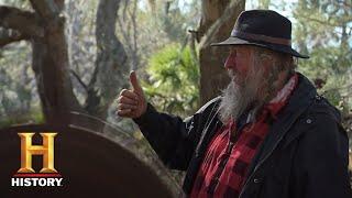 Mountain Men: Eustace and Joseph Hit A Snag at the Sawmill (Season 7, Episode 8) | History