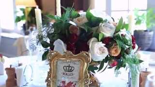 Свадебный банкет. Проведение свадебного банкета в ресторане Terrine.(, 2015-04-22T22:10:46.000Z)