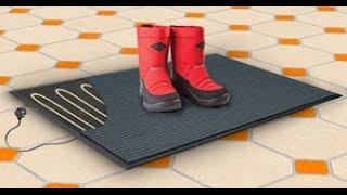 Коврик нагревательный Теплолюкс Carpet - распаковка