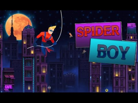 Spider Boy - Android Game-play HD