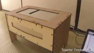 Toaster Printer V0.1