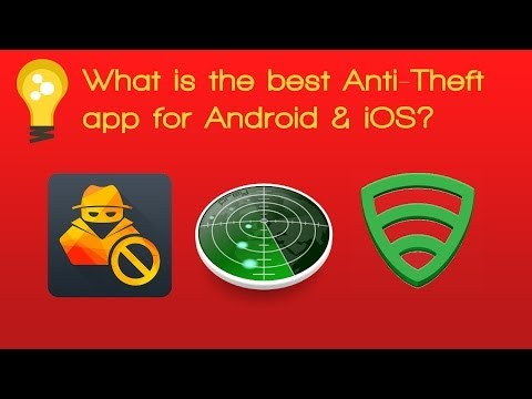 Top 3 Anti-Theft Apps COMPARED (Android & iOS)