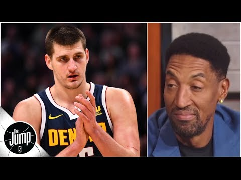 NBA needs to stop punishing players for protecting teammates - Scottie Pippen | The Jump