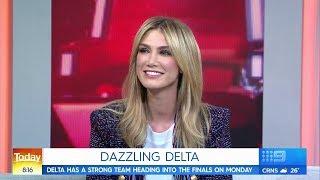 Delta Goodrem - Today (19 June 2019)