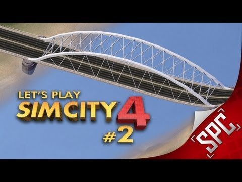 Let's Play Sim City 4 - 2 - Basic Infrastructure