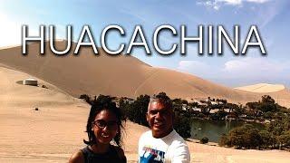 La Montaña Rusa en HUACACHINA - ICA