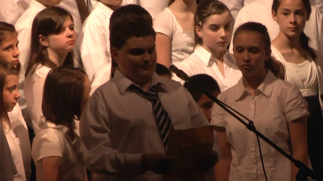 NCCS Middle School Program  5-16-12