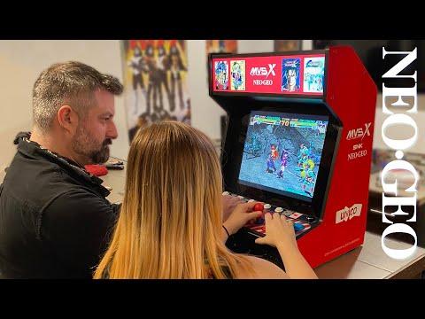 * NEW *NEOGEO MVSX Arcade Cabinet Review - Is it worth $450?!