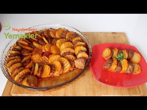 Patates Kebabı Tarifi - İftara Özel Kolay Yemekler/ Hayalimdeki Yemekler