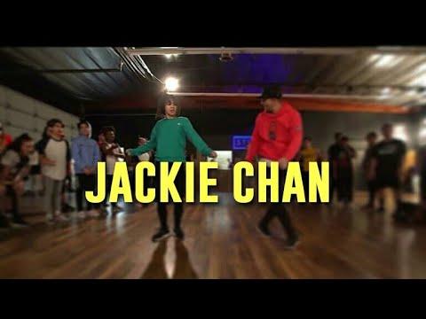"Bailey Sok & Matt Steffanina| ""JACKIE CHAN""| Matt Steffanina Choreography"