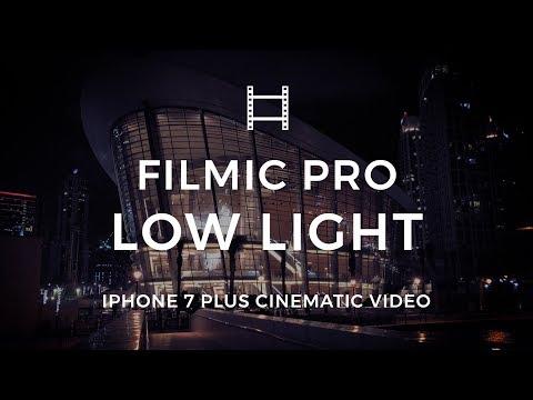 FiLMiC Pro Low Light iPhone Video   Dubai Opera   iPhone 7 Plus and FiLMiC Pro