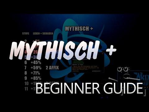 Mythisch Plus – So funktionierts ★ World of Warcraft Guide   WoW ✗