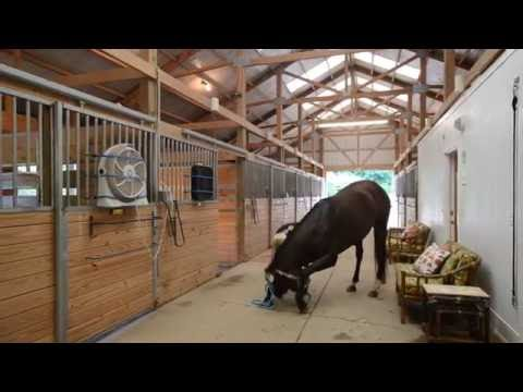 One-of-a-kind  Equestrian Property in South Asheville - Asheville Homes and Land For Sale
