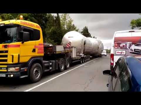 Задръстване между Айтос и Бургас, 27.05.2018