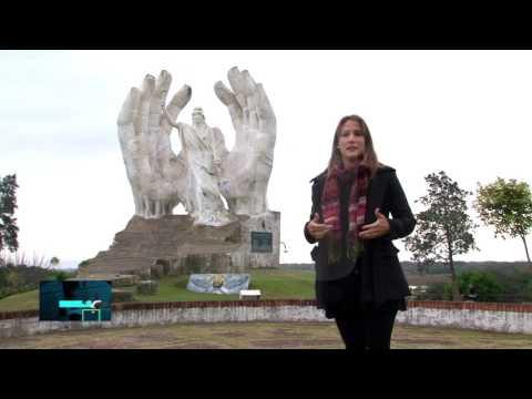 Crónica de un Drone | Monumento Las Manos Concepción del Uruguay
