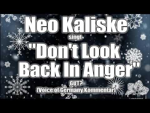 Клип Oasis - Don't Look Back in Anger