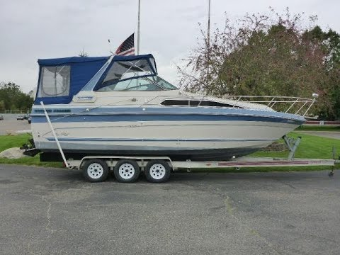 1988 Searay Sundancer 26' Boat | For Sale | Online Auction