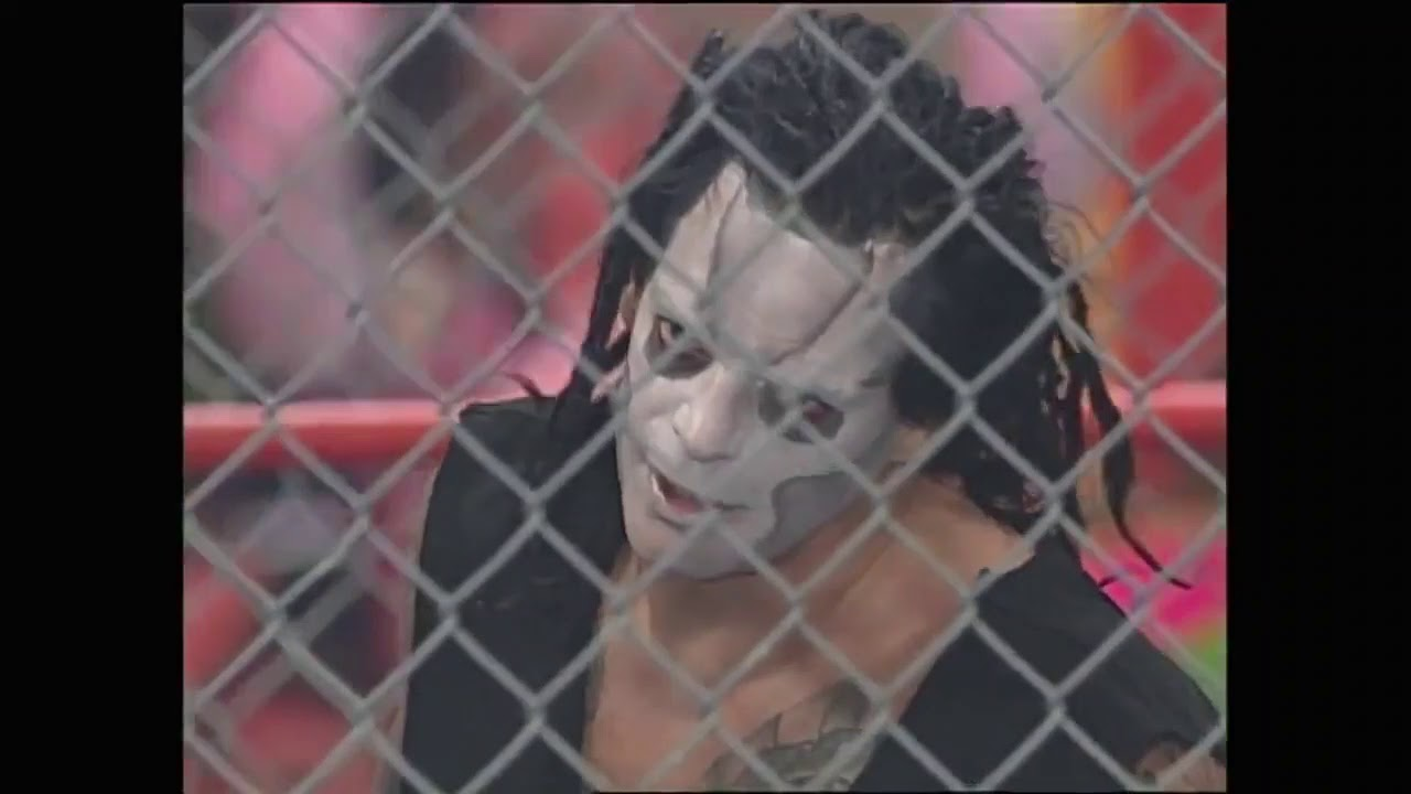 WCW Monday Nitro - Vampiro vs Sting | Clásicos Lucha libre | Video