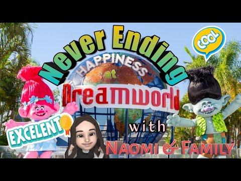 Fun Time @ Dreamworld June 2019 Vlog #7
