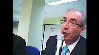 Depoimento de Eduardo Cunha sobre delação de Lúcio Funaro (3/3)