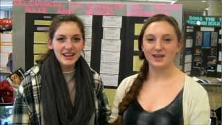 Biology Science Fair At Earl Haig Secondary School 2012