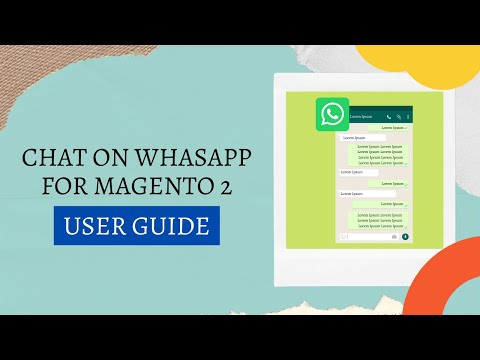 Webiators- Chat On WhatsApp Extension For Magento 2
