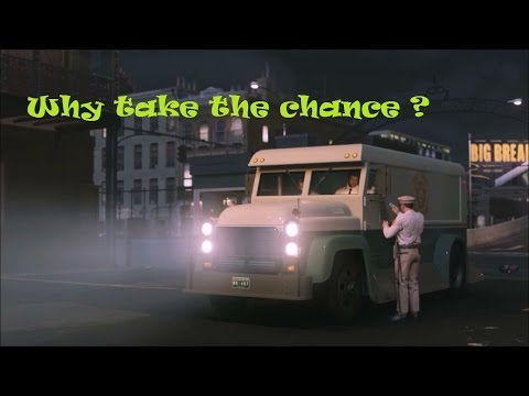 Mafia 3 - Part 1 - Why Take The Chance ? - Keys And Federal Reserve Drive