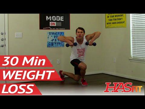 30 Min Fat Blazing Weight Loss Workout – Weight Loss Training