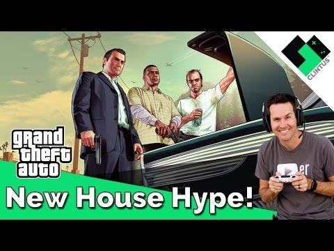 GTA 5 Online \\ Need To Make Some Money \\ New House Hype! [Live Recording]