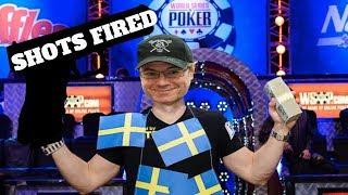 """Martin Jacobson is Sweden's Jamie Gold"" - Turkey Slayer"