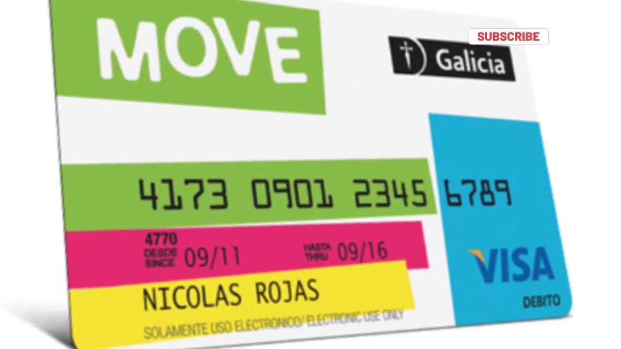 Retirando #dólares de #Galicia #Move