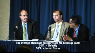 Panel Discussion of Material Recovery Rates in the United States and Needed Improvementss
