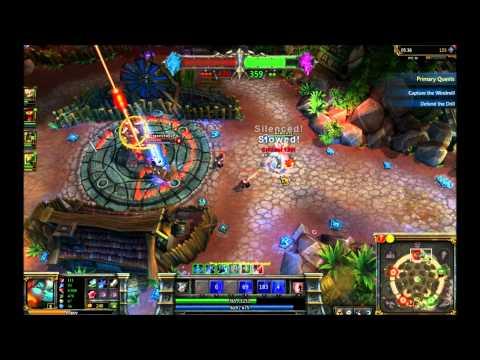 Poppy Dominion Gameplay G1P1