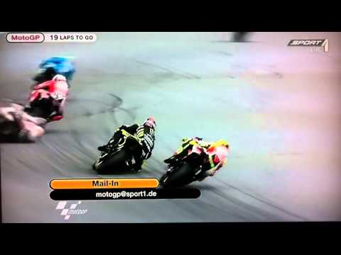 Crash Simoncelli MOTO GP 23.10.11