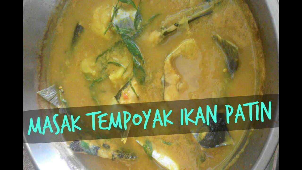 resepi ikan patin masak tempoyak mudah  sedap youtube Resepi Ikan Rohu Masak Tempoyak Enak dan Mudah