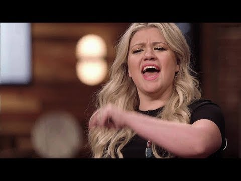 Kelly Clarkson FINALLY Hits The C6 In 'I Don't Think About You' LIVE!!