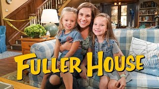Sisters On Fuller House TV Show!