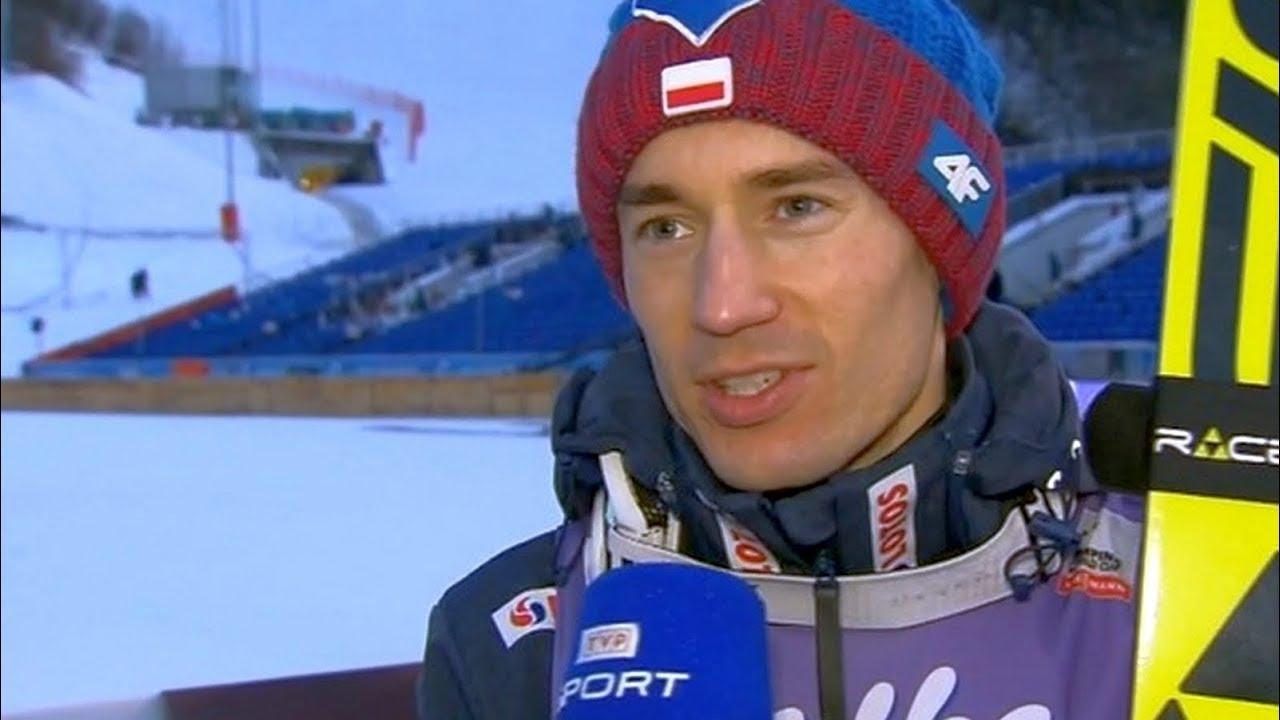 Kamil Stoch: można te skoki bardziej technicznie dopracować