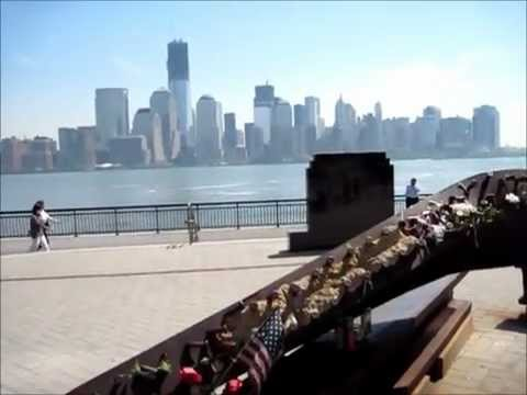 Hudson River Waterfront Walkway - Exchange Place / Paulus Hook, Jersey City 4.16.2012_d