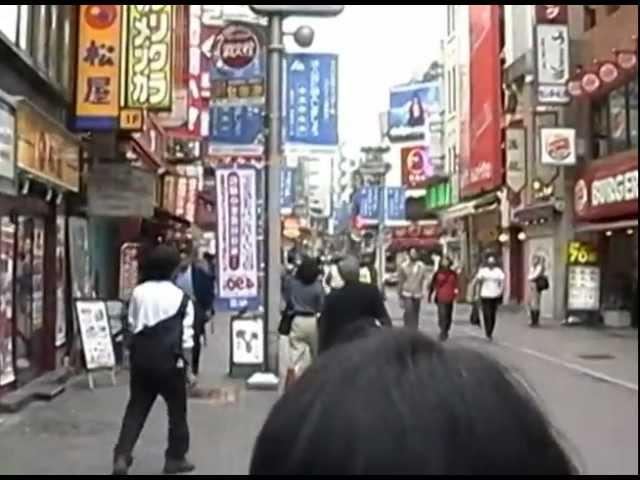 渋谷 宇田川町付近 2000年10月 Shibuya,Tokyo in October,2000
