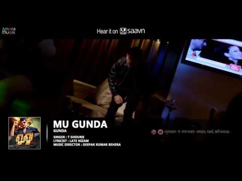 Mu gunda - new odia video song gunda, sidhant