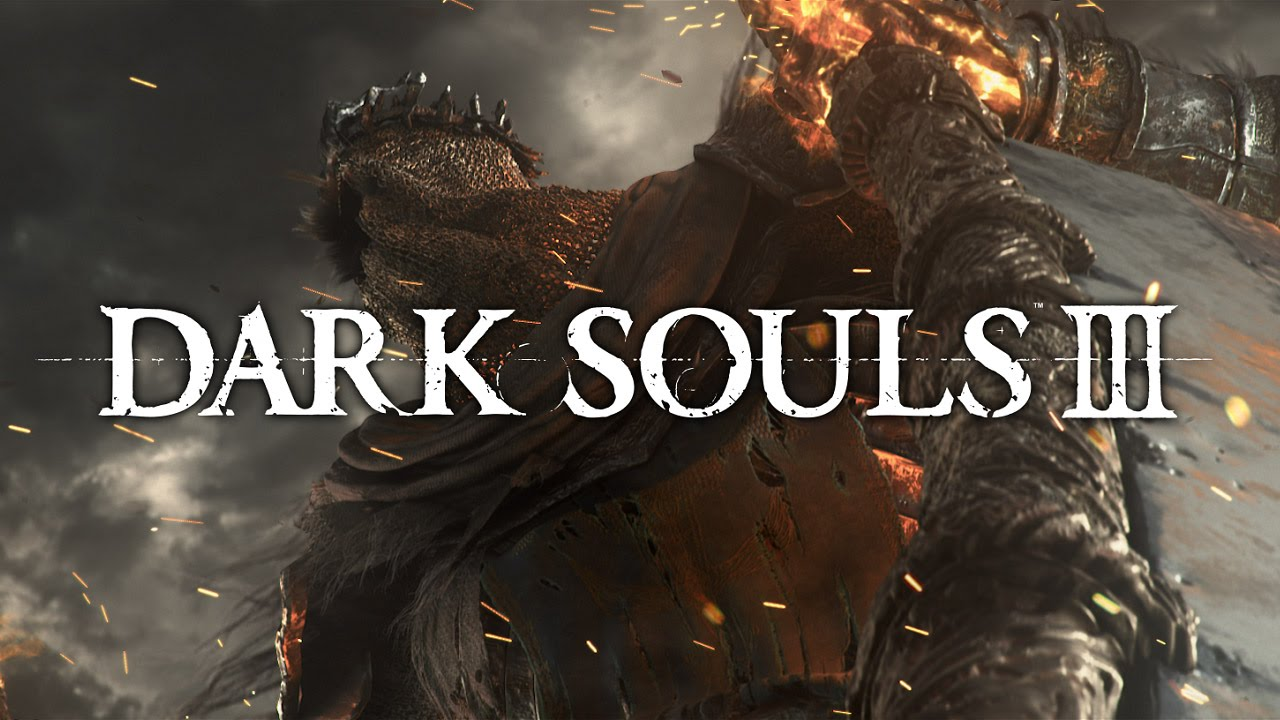 Dark Souls III is coming