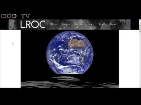 NASA Caught Lying Again  LROC  Flat Earth