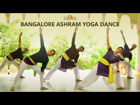 Bangalore Ashram Yoga Dance