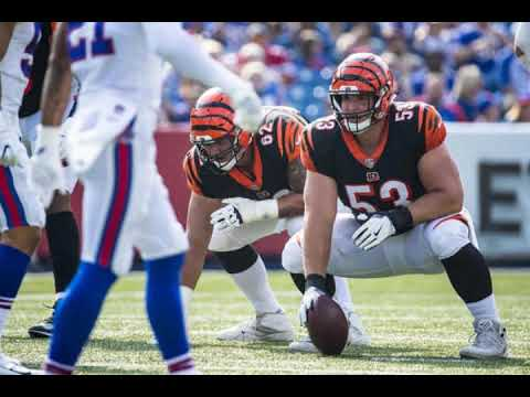 Fast Freddie - INTERVIEW WITH CINCINNATI BENGAL CENTER BILLY PRICE