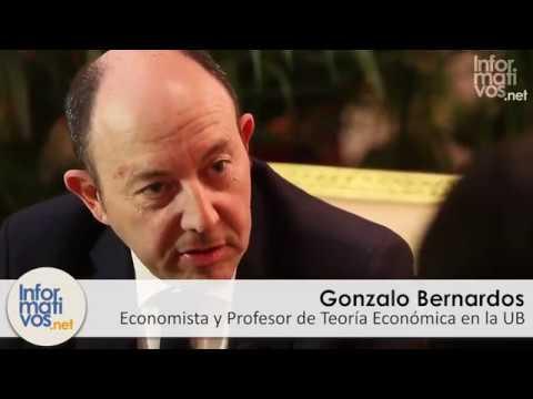 Entrevista a Gonzalo Bernardos: Cual es el futuro de las pensiones en España