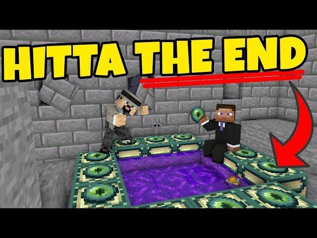 HITTA TILL ETT STRONGHOLD (The end) I MINECRAFT 1.14 | Säsong 4 #11